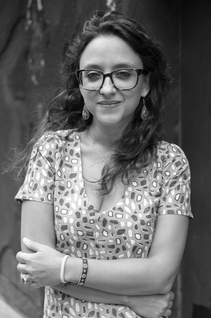 Amalia Bueno Zamora, presidenta de la ONG Zerca y Lejos. Foto de Javier Sánchez Salcedo / Mundo Negro
