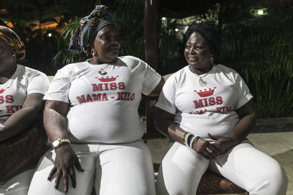 Concurso Mama Kilo en Brazaville, Congo