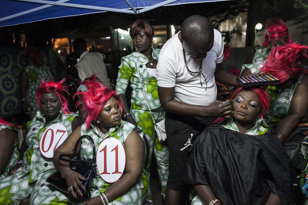 Concurso Mama Kilo en Brazaville, Congo. Patrick Meinhardt