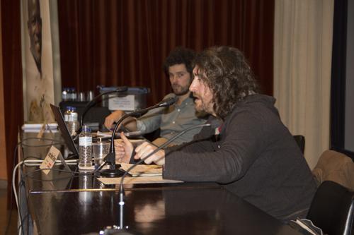 """Josep M. Royo: """"En muchos casos, las riendas de los países están en manos extranjeras"""" / Fotografía: Antonio José Zapata"""