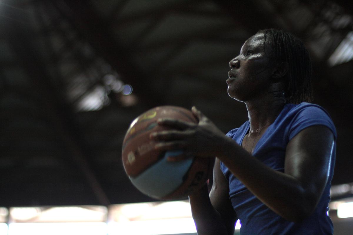 Equipo femenino de baloncesto de Senegal