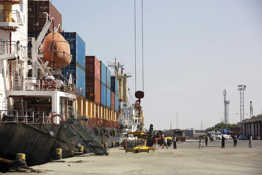 Puerto de Berbera, en Somaliland / Fotografía: Getty Images