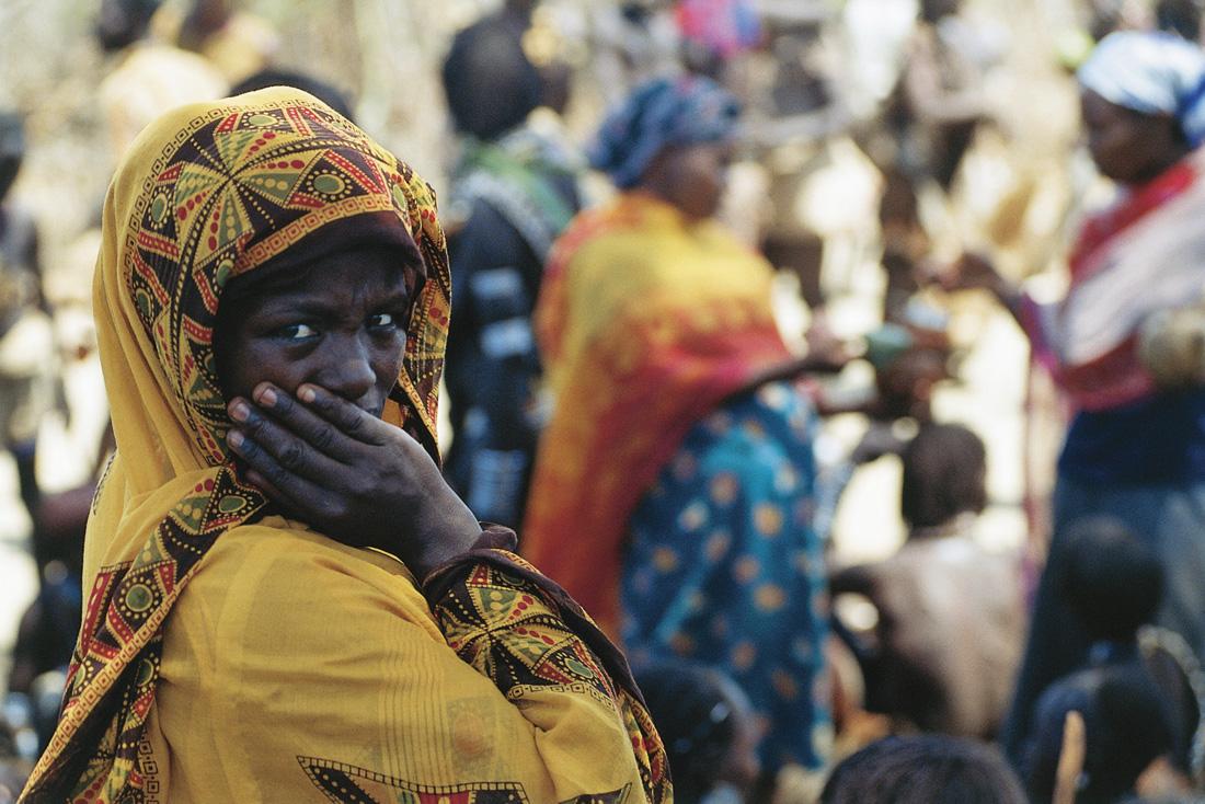 Mujer oromo, Etiopía