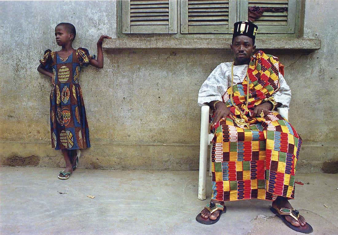 Un hombre en Abiyán