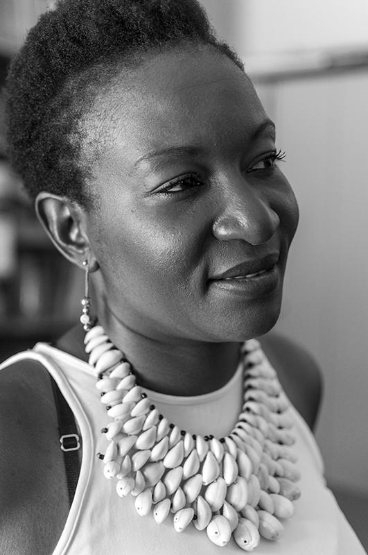Nicole Ndongala, promoción de la mujer africana