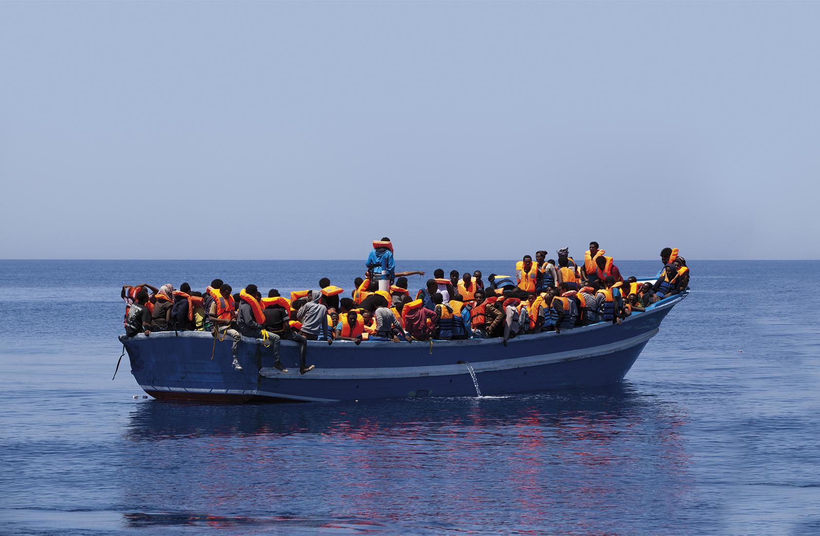 Fotografía: Ikram N´Gadi / MSF