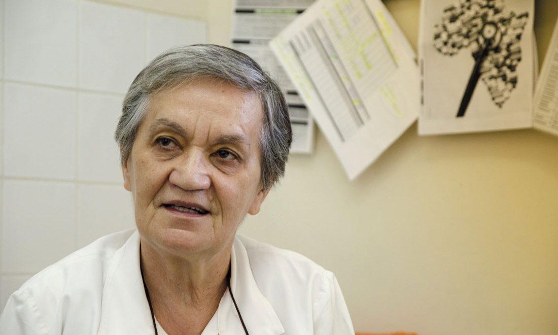 María Pedrón, misionera comboniana, Mozambique