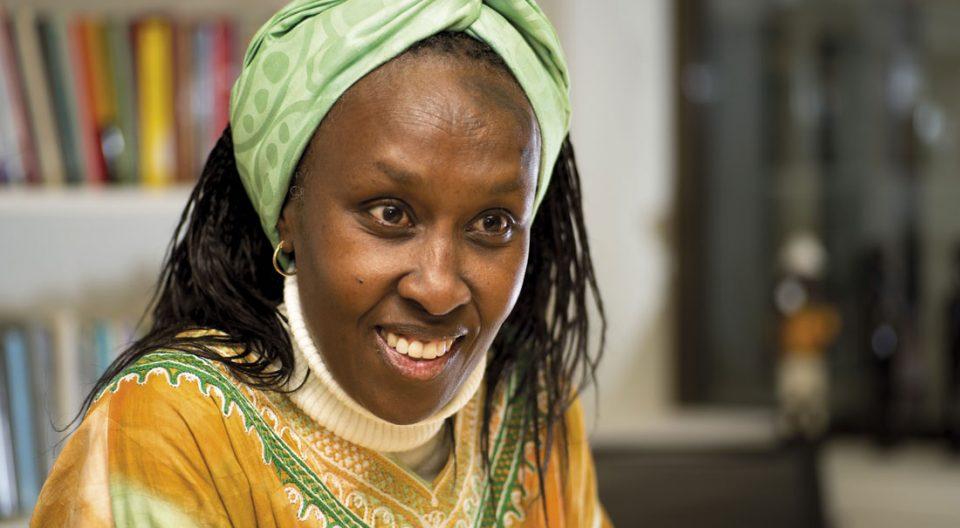 Antoinette Kankindi, filósofa congoleña