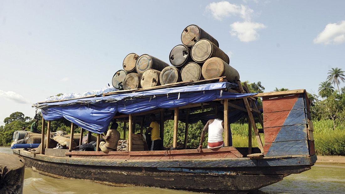 Delta del Níger