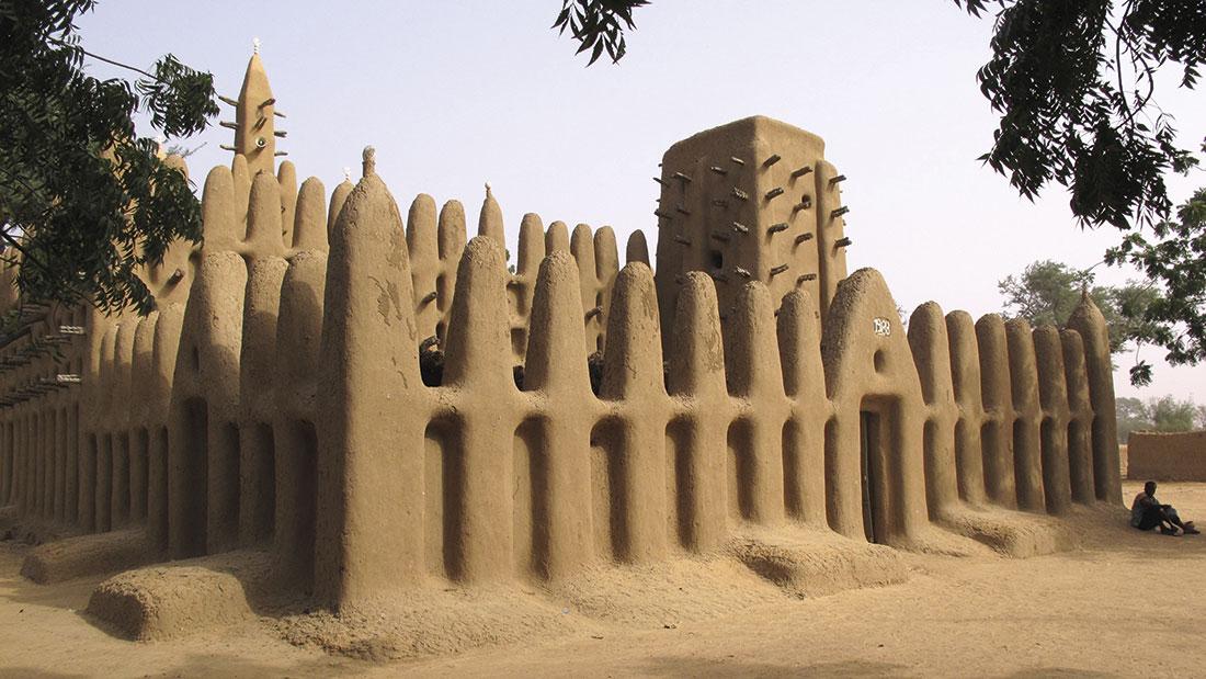 Mezquita de Kani Kombolé