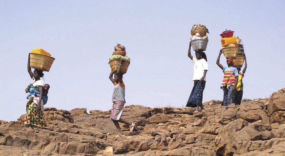 Malí, el país dogón