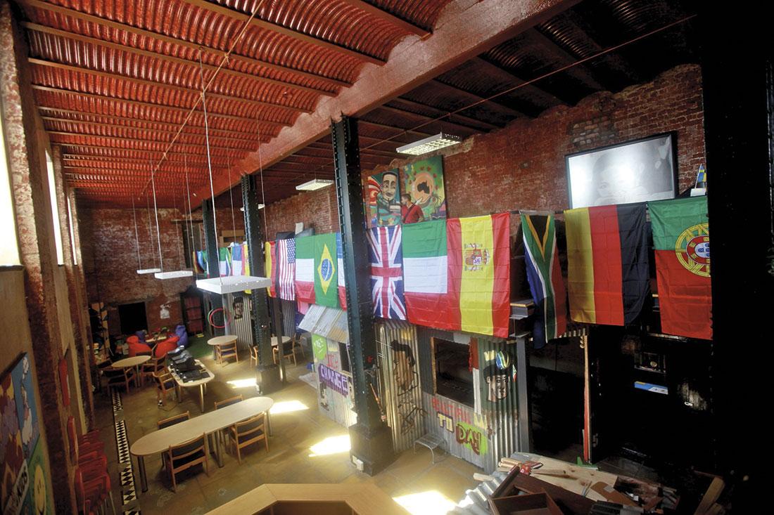 The Hub, centro de innovación social