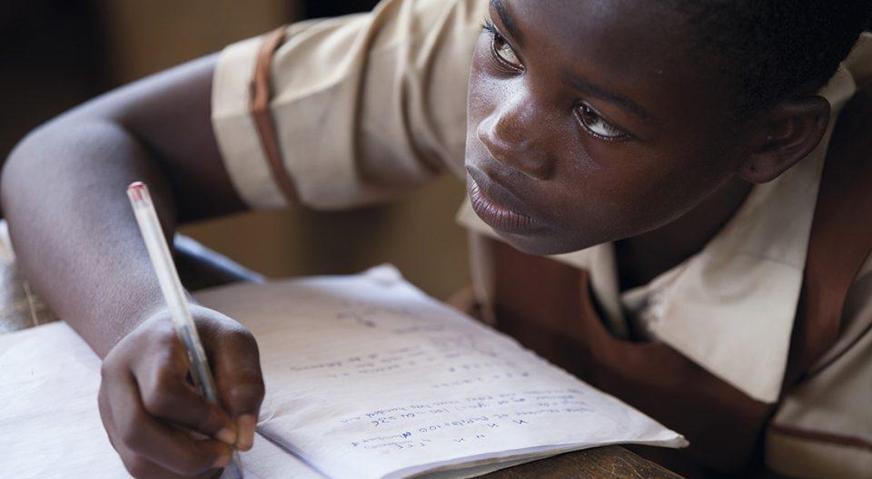 Estudiante, ghana