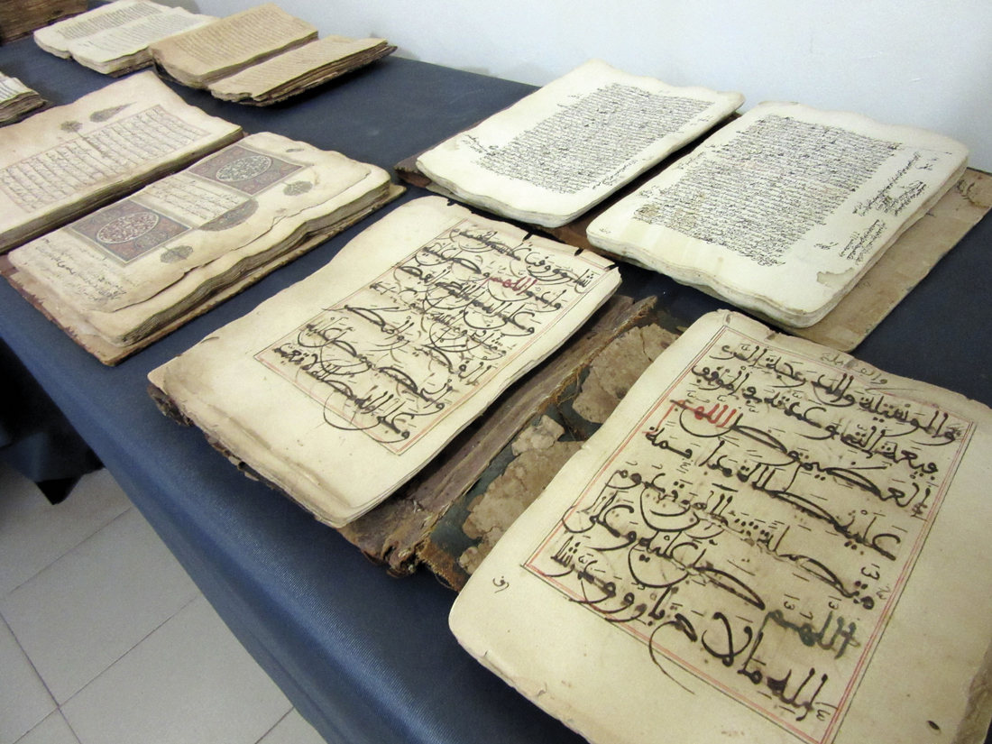 Manuscritos.