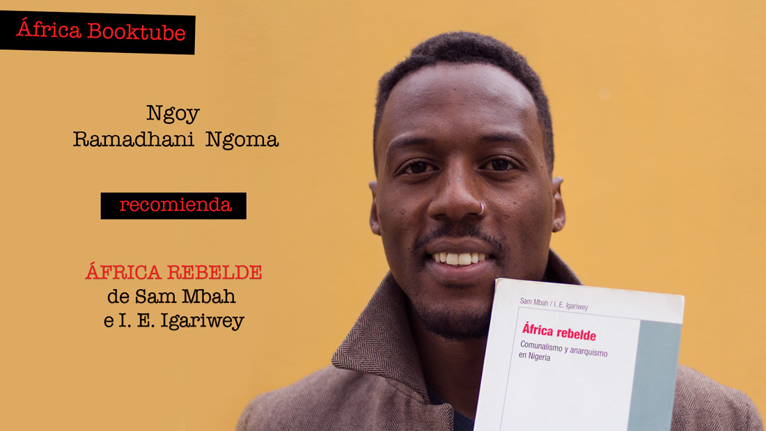 áfrica booktube Ngoy Ngoma