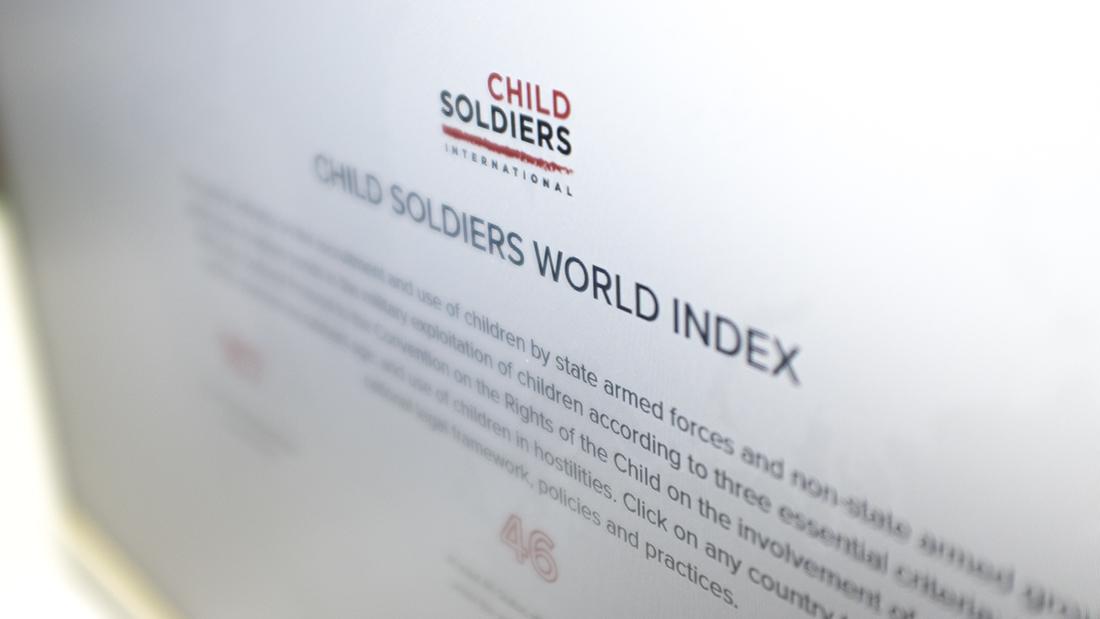 Informe de Child Soldiers