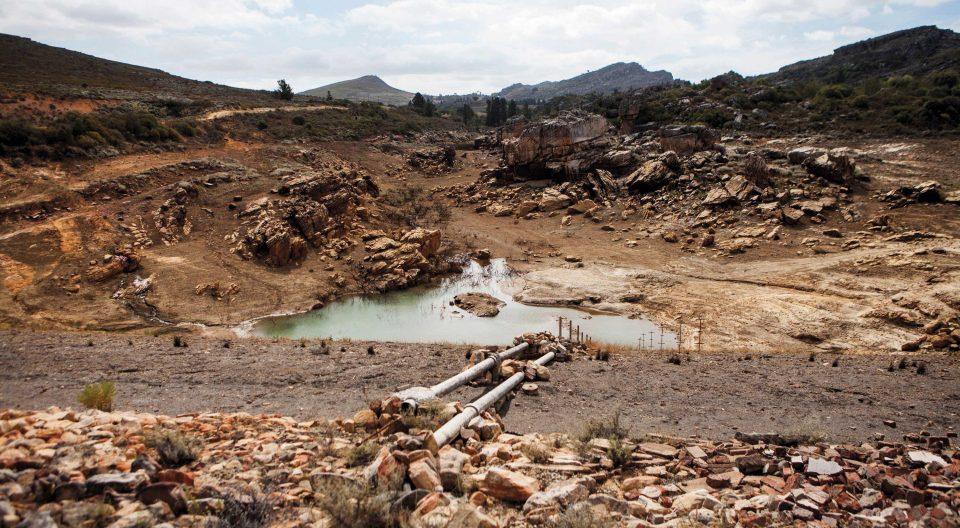 Sequía Ciudad del Cabo