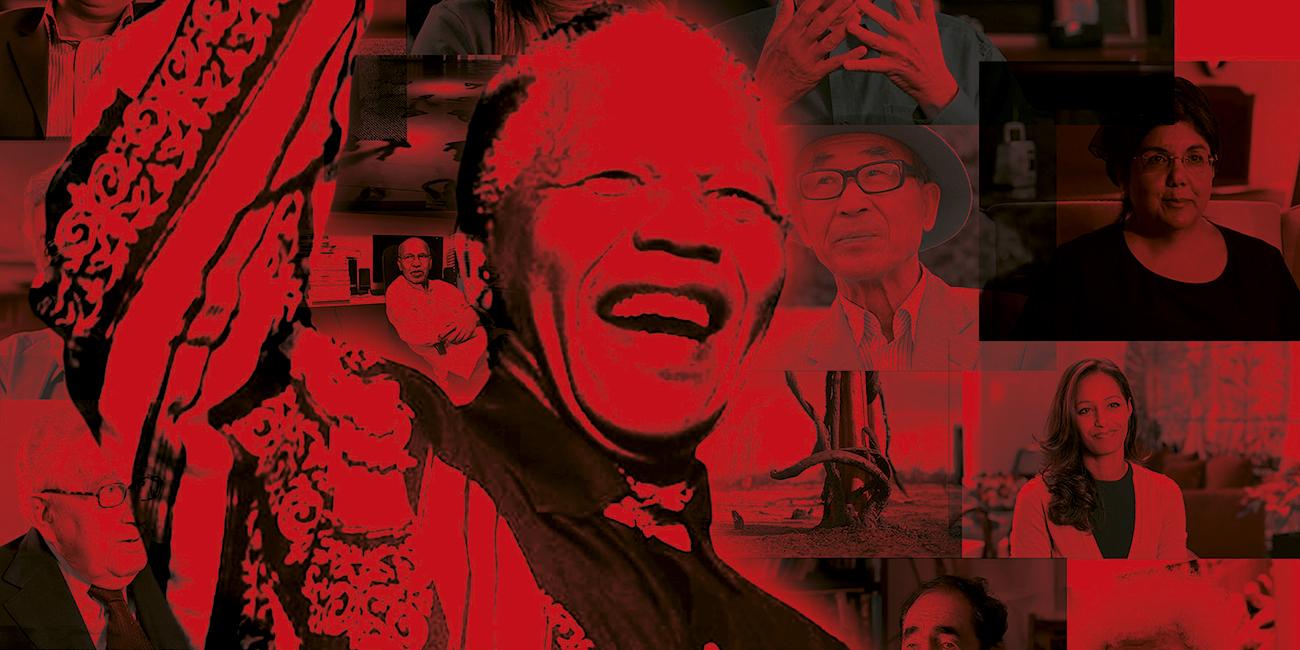 Nelson Mandela documental