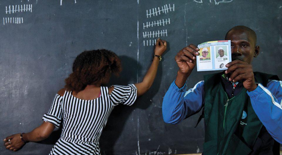 Elecciones en Malí