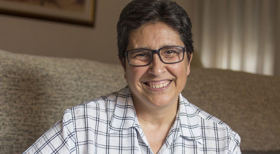 Cristina Antolín, misionera dominica