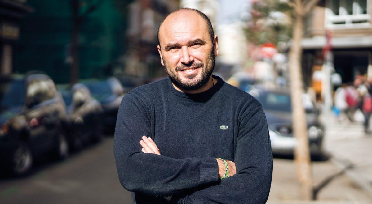 José Manuel Colón (foto: Gonzalo Gómez)
