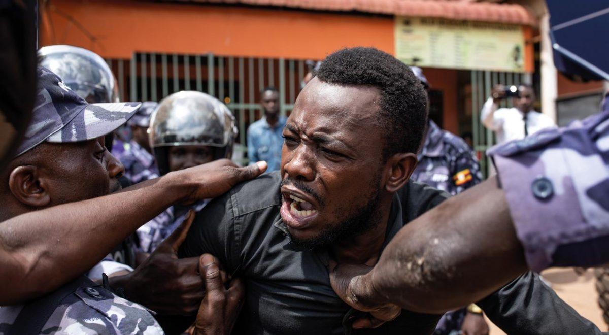 uganda detención